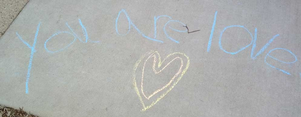 you-are-love-chalk